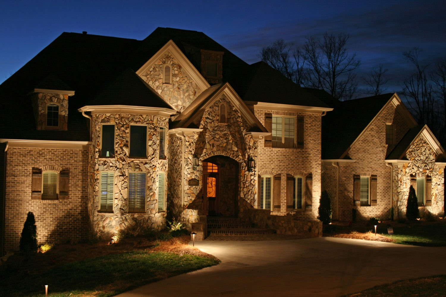 Outdoor lighting Spring Hill FL