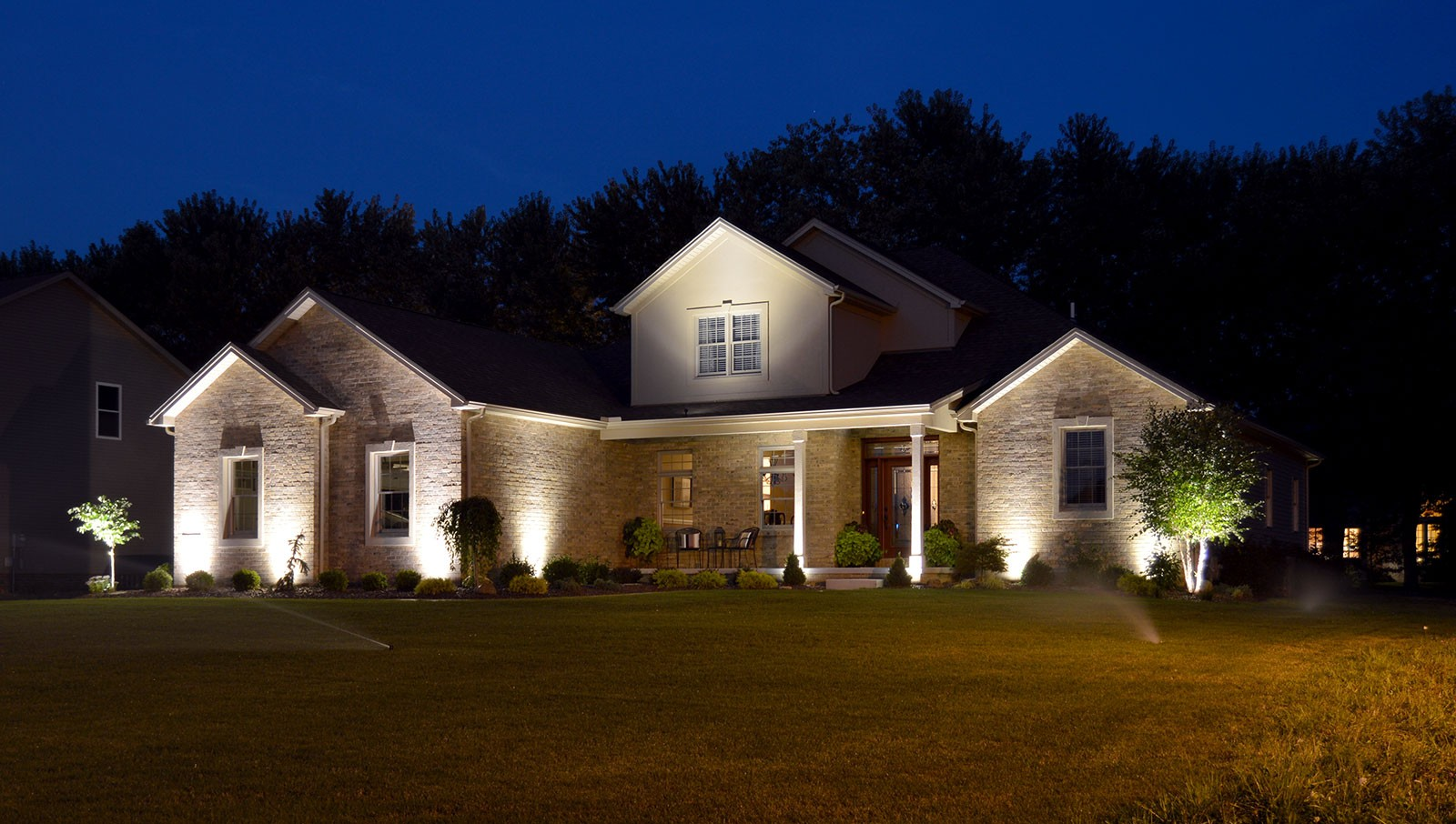 Residential outdoor lighting Spring Hill FL